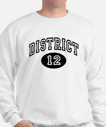 Hunger Games District 12 Sweatshirt