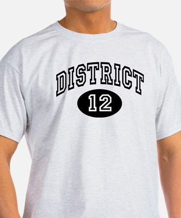 Hunger Games District 12 T-Shirt