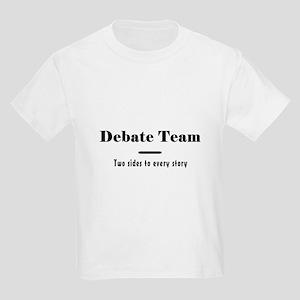 Debate Team Kids Light T-Shirt