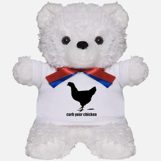 Cool Curb Teddy Bear
