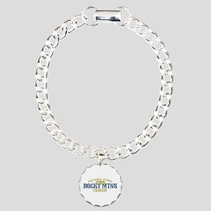 Rocky Mountain National Park Charm Bracelet, One C