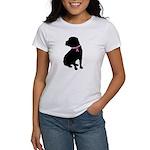 Shar Pei Breast Cancer Support Women's T-Shirt