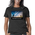 Putt Plastic In Its Place Women's Classic T-Shirt