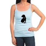Shar Pei Breast Cancer Support Jr. Spaghetti Tank