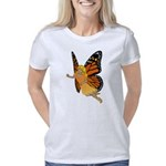 Faerie Magic Fairies Butte Women's Classic T-Shirt