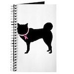 Siberian Husky Breast Cancer Support Journal