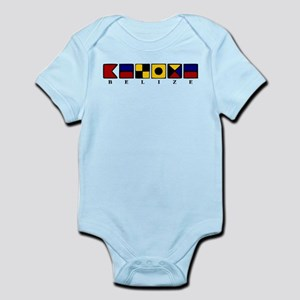 Nautical Belize Infant Bodysuit