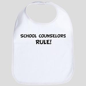 SCHOOL COUNSELORS Rule! Bib