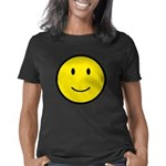 Happy Face Smiley Women's Classic T-Shirt