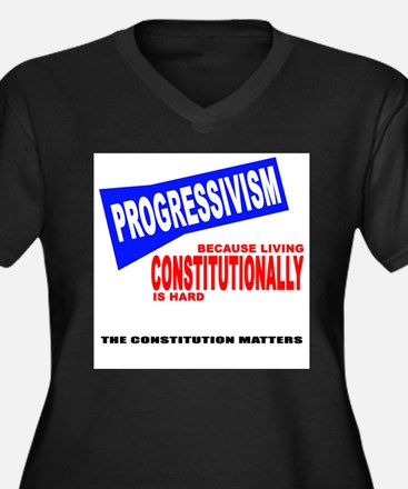 Progressivism: Living Constitutionally Is Hard Plu