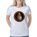 Pomeranian Dog  Women's Classic T-Shirt