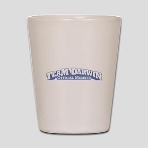 Darwin / Member Shot Glass