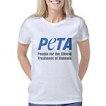 petalogoWHITE Women's Classic T-Shirt