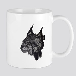 Linx Wild Cat Mug