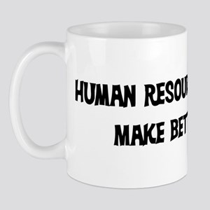 Human Resources Students: Bet Mug