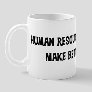 Human Resources Managers: Bet Mug