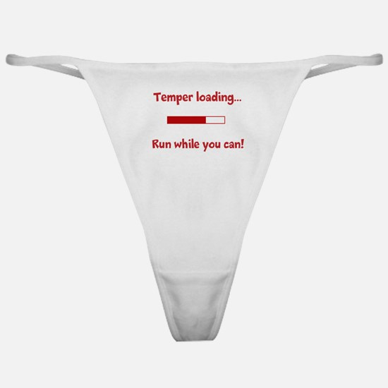 Temper loading... Classic Thong