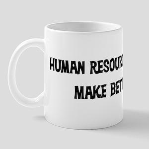 Human Resources Assistants: B Mug
