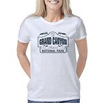 Grand Canyon Blue Signage Women's Classic T-Shirt