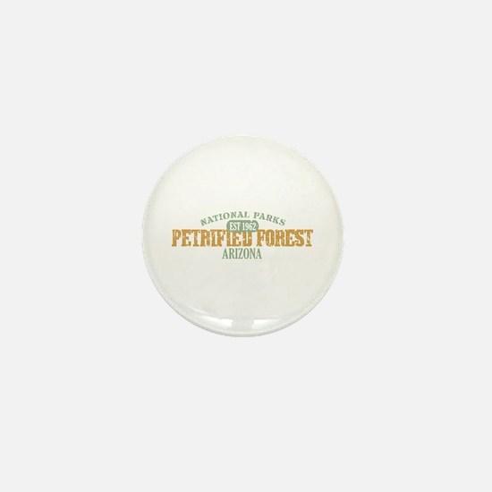 Petrified Forest Arizona Mini Button