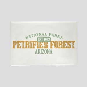 Petrified Forest Arizona Rectangle Magnet