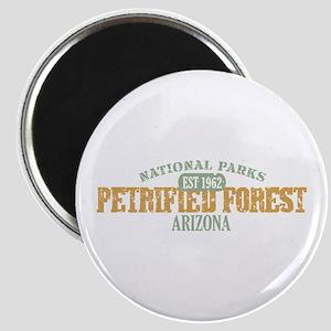 Petrified Forest Arizona Magnet
