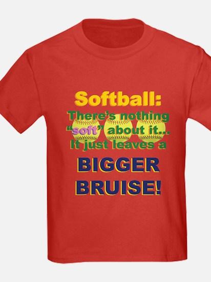 Softball = Not Soft T