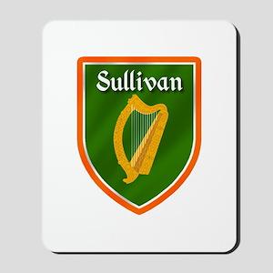 Sullivan Family Crest Mousepad