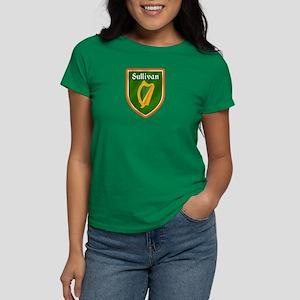 Sullivan Family Crest Women's Dark T-Shirt