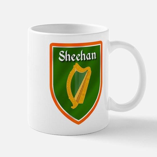 Sheehan Family Crest Mug