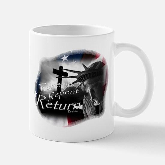 Cute Repent Mug