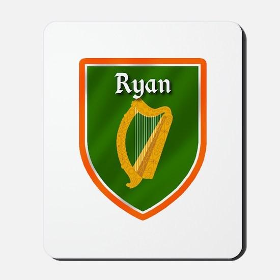 Ryan Family Crest Mousepad