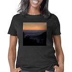 Sunset at Shelter Cove Women's Classic T-Shirt