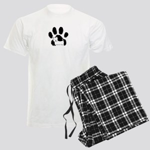 Westie DAD Men's Light Pajamas