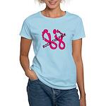 Rock The Pink Women's Light T-Shirt