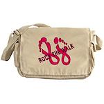 Rock the Walk Messenger Bag