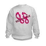 Rock the Walk Kids Sweatshirt