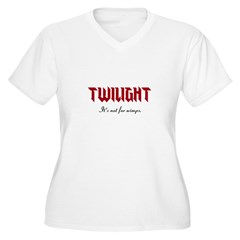 Twilight is not for wimps T-Shirt