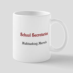 School Sec. Multitasking Marvels Mug