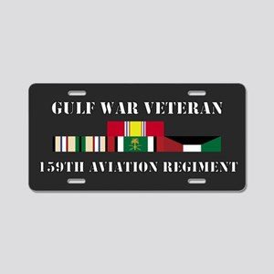 159th Aviation Regiment Gulf War Veteran Aluminum