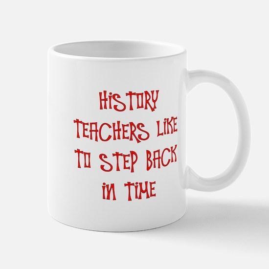 History Teachers Mug