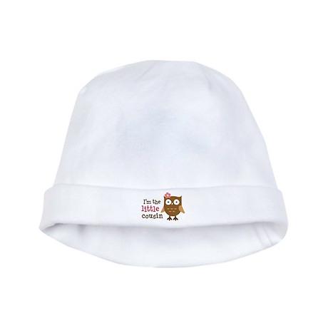 Little Cousin - Mod Owl baby hat