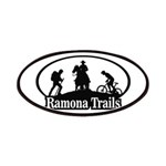 RTA Black and White Silhouette Patch