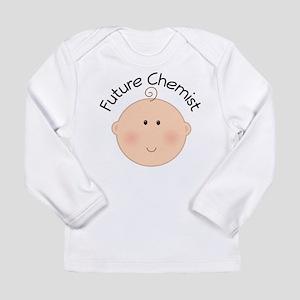 Future Chemist Baby Long Sleeve Infant T-Shirt