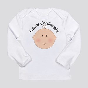 Future Cardiologist Baby Long Sleeve Infant T-Shir