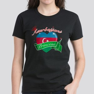 Azerbaijani Princess Women's Dark T-Shirt