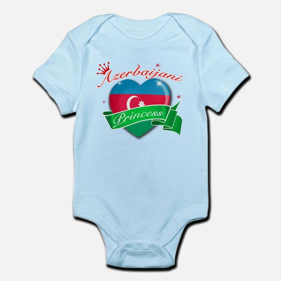 Azerbaijani Princess Infant Bodysuit