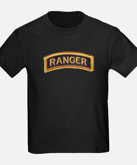 Ranger Black Gold T-Shirt