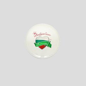 Bulgarian Princess Mini Button
