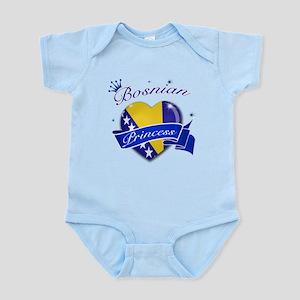 Bosnian Princess Infant Bodysuit